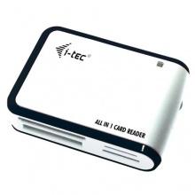 i-tec USB 2.0 externen All in One Multi Kartenleser Bild 1