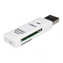 Decrescent USB 3.0 Ultraschneller Dual Slot Kartenleser Bild 1