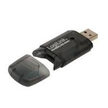 Cardreader USB 2.0 Stick extern für SD/MMC LogiLink Bild 1