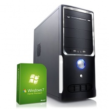 CSL PC Speed H4559 inkl Windows 7 Intel Core i5-4460 4x 3200MHz Bild 1
