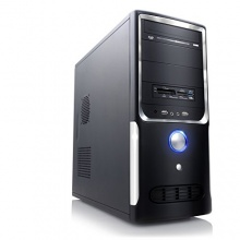 PC CSL Speed 4548 Gaming QuadCore PC-System Intel Core i5-4690 Bild 1
