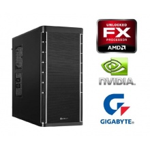 PC24 GAMER PC AMD FX-4350 4x4,20GHz Bulldozer nVidia GF GTX 970 Bild 1
