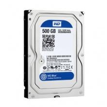Western Digital WD5000AAKX Blue 500GB Festplatte 3,5 Zoll Bild 1