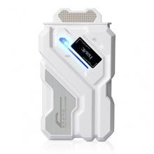 HAVIT F9 G&U Mini Vacuum USB Cooler Laptop Notebook Weiß Bild 1