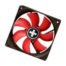 XILENCE COO-XPF80.R Gehäuselüfter 80x25mm Red Wing Bild 1