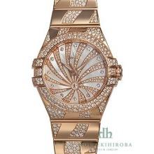 Omega Constellation Luxury Edition Damen Luxusuhr Bild 1