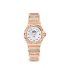 Omega Constellation Damen Luxusuhr Luxury Edition  Bild 1