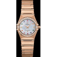 Omega Constellation Iris Damen Luxusuhr Bild 1