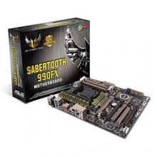 Asus SABERTOOTH 990FX R2.0 Mainboard Sockel AM3+ Bild 1