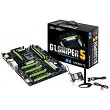 Gigabyte G1.SNIPER 5 Mainboard Sockel LGA 1150 Bild 1