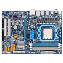 Gigabyte GA-MA770T-UD3P Mainboard AMD AM3 A770+RX780 DDR3 ATX Bild 1