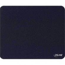 InLine Maus-Pad antimikrobiell ultradünn schwarz Bild 1