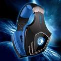 AGPTek SA-A60 7.1CH Stereo Bässe und Höhen Headset schwarz Bild 1