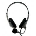 Wintech WH-41 Multimedia Headset silber/schwarz Bild 1