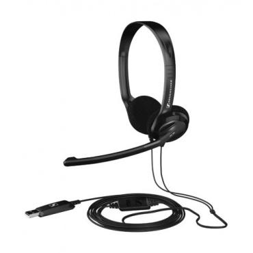 SENNHEISER PC36 CALL CONTROL PC Headset mit USB Bild 1