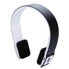 dodocool 2.4G Wireless Bluetooth V3.0 EDR Kopfhörer Schwarz Bild 1