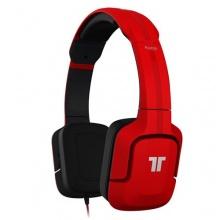 Tritton Kunai Stereo Mobile Headset MFI, Rot Bild 1