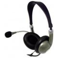 LogiLink HS0016 Headset Stereo mit Mikrofon Head-bund Bild 1