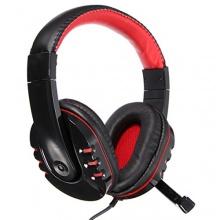 ELEGIANT Stereo 3.5mm Gaming Kopfhoerer Headphone Headset Bild 1