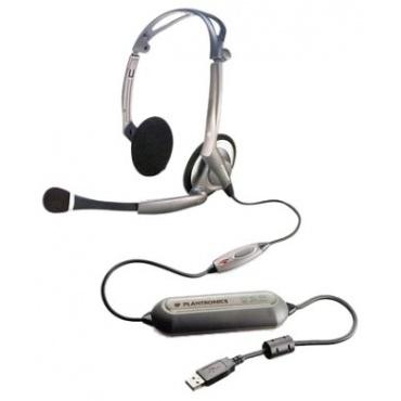 Plantronics Audio 400 DSP Digitales USB-Stereo-PC-Headset Bild 1