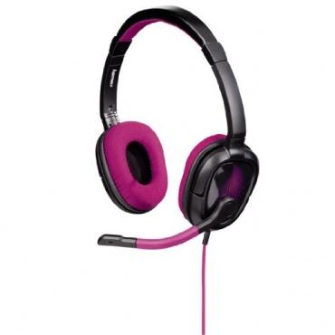 Hama Comfort Series PC-Headset lila Bild 1