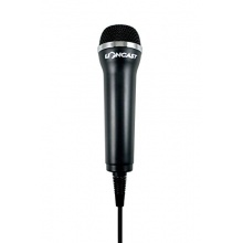 Lioncast Universal USB-Mikrofon schwarz Bild 1