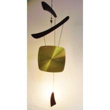 Asiatisches Windspiel, Klangspiel, Mobile mit Gong 01 Bild 1