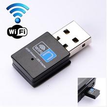 Mini WIFI WLAN Adapter Stick USB 2.0 Dongle 300 Mbit Bild 1