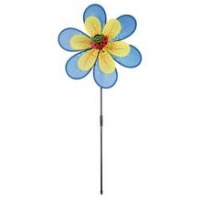 Windmühle Flower Marienkäfer  Bild 1