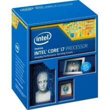 Intel i7-4790K Core Prozessor 4.00 GHz Max. Turbo 4.4 GHz Bild 1