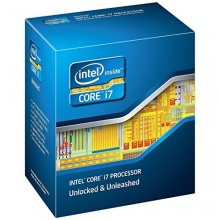 Intel i7-4820K Core Prozessor 3.9GHz 2011 10M Cache 130Watt Bild 1