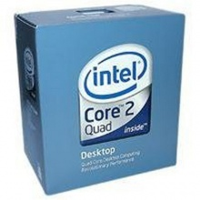 Intel Core 2 Quad Desktop-Prozessor Q6600 Box Bild 1