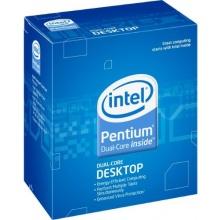 Intel Pentium Dual Core E5400 Prozessor Box Bild 1