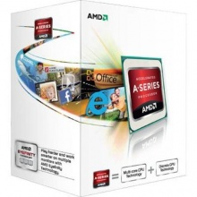 AMD A-Series A4-5300 Dual-core AMD Radeon HD 7480D 65 Watt Bild 1