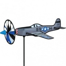 Windspiel P-51 Mustang M Airplane Bild 1