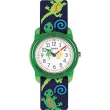 Timex Jungen Armbanduhr Analog Textil  Bild 1