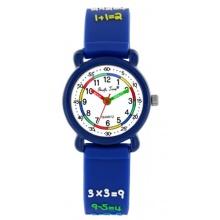 Pacific Time Kinder Armbanduhr Analog Quarz blau  Bild 1