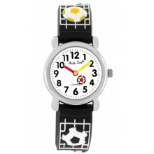 Pacific Time Kinder Armbanduhr Analog schwarz  Bild 1