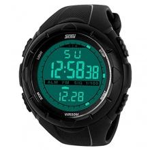 SKMEI Kinder Armbanduhr Quarzuhr Schwarz Bild 1