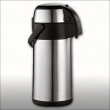 Edelstahl Airpot Pumpkanne Isolierkanne, Thermoskanne 3 Liter Bild 1
