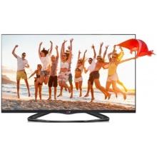 LG 42LA6608 106 cm 42 Zoll 3D Fernseher schwarz Bild 1