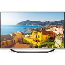 LG 65UF7709 164 cm 65 Zoll 3D Fernseher schwarz Bild 1