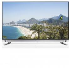 LG 65LA9659 164 cm 65 Zoll 3D Fernseher silber Bild 1
