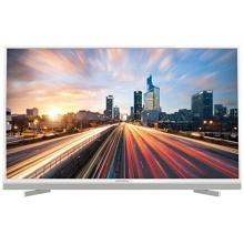 Grundig 55 VLX 8580 WL 140 cm 55 Zoll 3D Fernseher weiß Bild 1