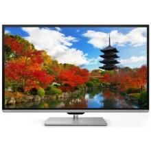 Toshiba 50L7363DG 126 cm 50 Zoll 3D Fernseher schwarz silber Bild 1