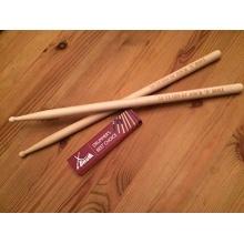 XDrum Drumsticks 5A inklusive Wunschgravur Bild 1