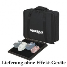 Rockcase GIGBOARD Pedalboard Effektboard Effect Case klein Bild 1