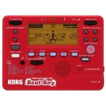 KORG Beatboy Aufnahmegerät und chromatisches rot Bild 1