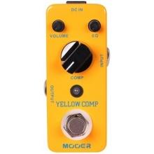 Mooer Yellow Comp Compressor Pedal für E-Gitarre Bild 1