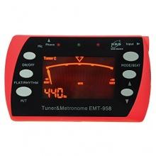 EMT -958 Gitarre chromatischer Metronom Digital-Tuner Bild 1